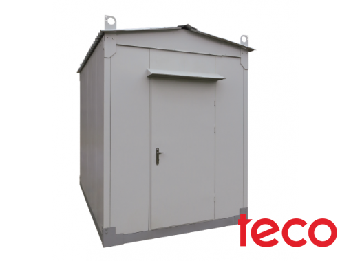 Telecommunication modular container