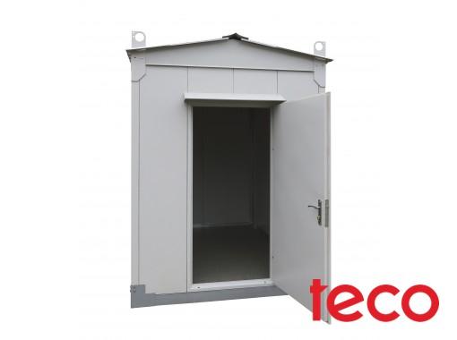 Telecommunication modular container
