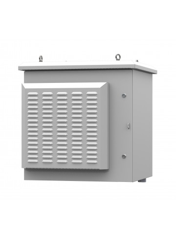 Wall-mounted outdoor cabinet TL