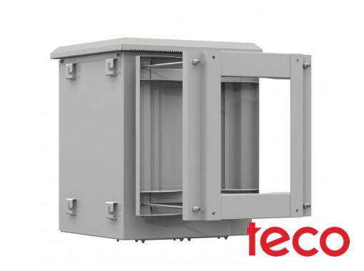 Wall-mounted outdoor cabinet VERTEX