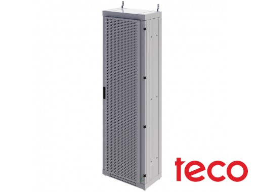 "19"" and 21"" floor-standing server cabinets ETSI"