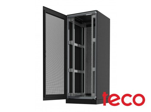 "19"" Floor-standing cabinets Pure Alume Server"