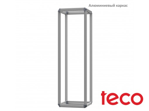 "19"" Floor-standing cabinets Pure Alume 600*600"