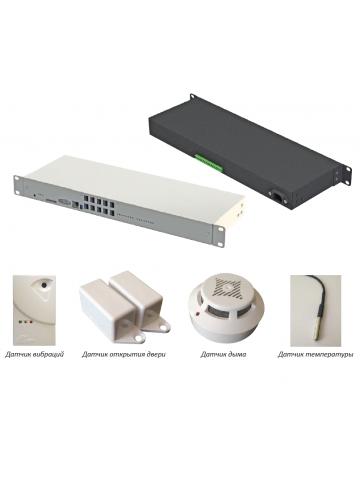 Система мониторинга и контроля доступа