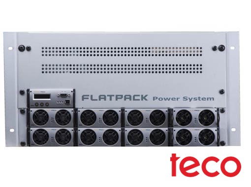 FlatPack2 Integrated power system