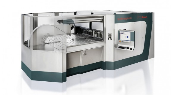 Modernization and automation of the metal bending area (Salvagnini)