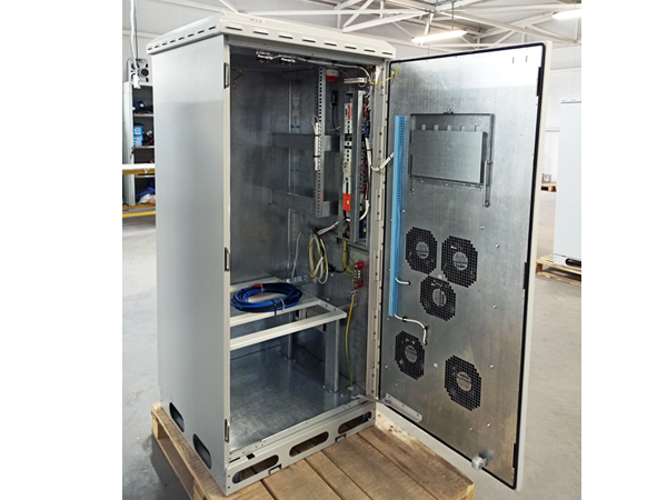 Solutions for maintaining optimal site temperature with a service life of at least 30 years: cabinets FF series