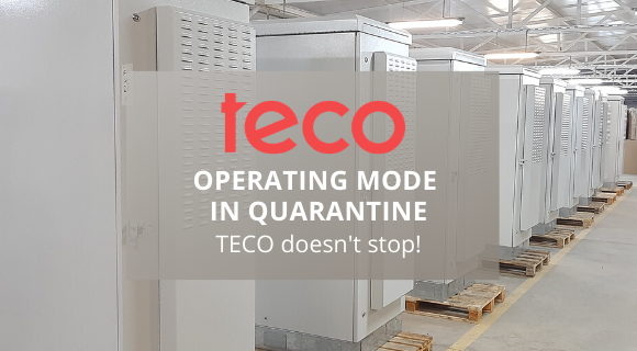 TECO operating mode in quarantine
