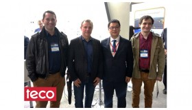 TЕСО team visited the annual international exhibition ElcomUkraine 2019