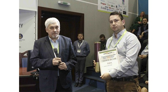 TECO has received the Diploma of the leader of the Ukrainian market of SCS in the category Server Cabinets for Structured Cabling Systems