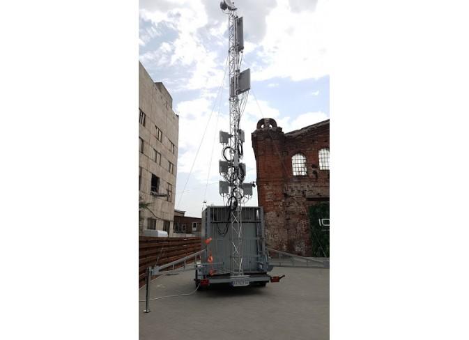 Kyivstar. Increasing the capacity of the telecom network