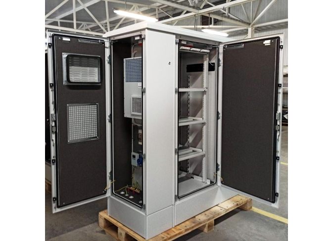 Ensuring an ongoing operation of telecom equipment in aggressive environments