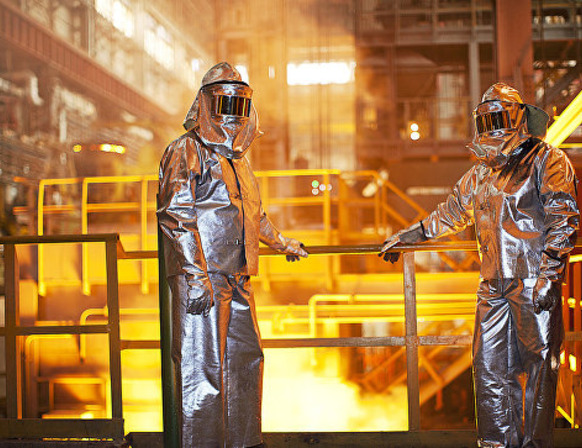 ArcelorMittal Kryvyi Rih. Construction of a closed cycle cooling converters for the steam power shop